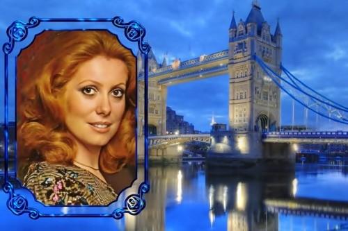 French Fairy Catherine Deneuve(25)