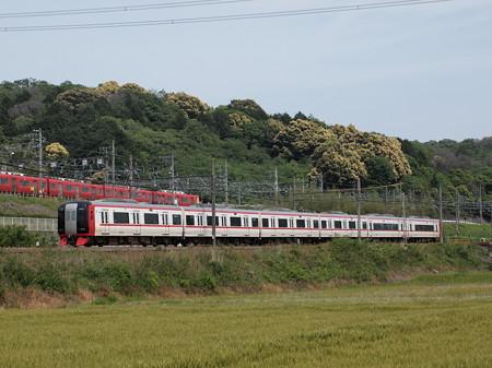 名鉄2200系特急    名古屋本線山中~藤川03