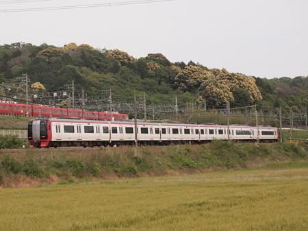 名鉄2200系特急    名古屋本線山中~藤川04