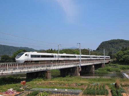 681系特急しらさぎ 北陸本線河毛~高月03