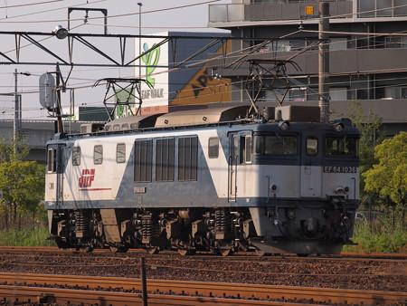 EF64単機 東海道本線稲沢~尾張一宮03