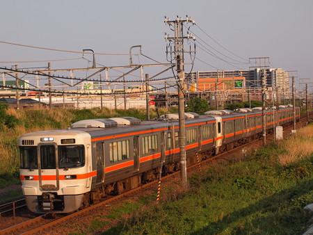 313系特別快速 東海道本線稲沢~尾張一宮02