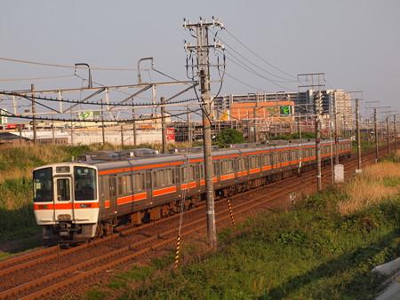 311系普通 東海道本線稲沢~尾張一宮01