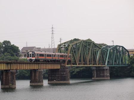 キハ75系普通  太多線可児~美濃川合04