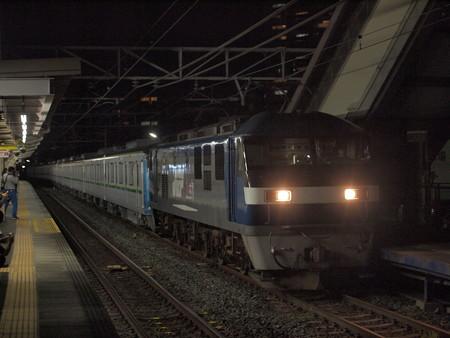 EF210 メトロ16000系甲種 東海道本線安城駅02