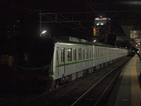 メトロ16000系甲種 東海道本線安城駅01