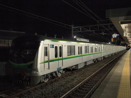 メトロ16000系甲種 東海道本線安城駅03