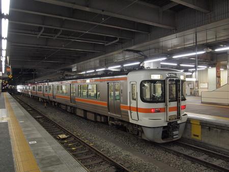313系普通 飯田線豊橋駅