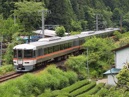 373系特急ワイドビュー伊那路 飯田線向市場~城西06