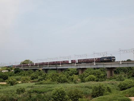 EF210貨物 東海道本線西岡崎~岡崎