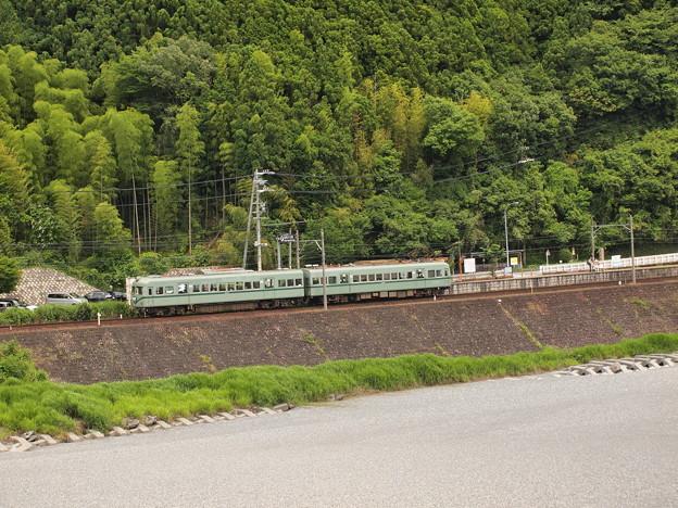 Photos: 南海21000系普通 大井川鐵道塩郷駅周辺04