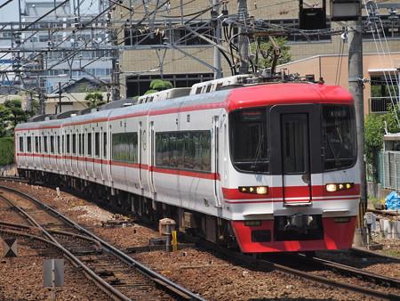名鉄1700系快速特急 名鉄名古屋本線神宮前駅