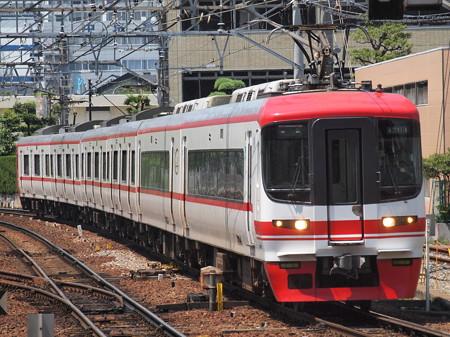 名鉄1700系特急 名鉄名古屋本線神宮前駅