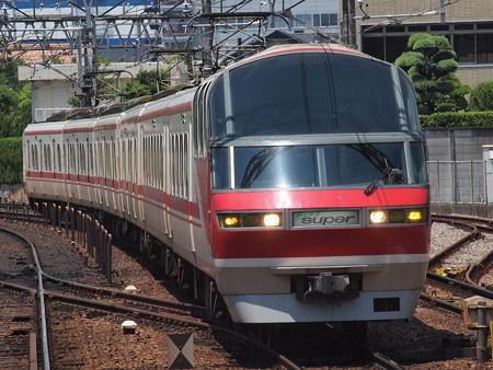 名鉄1000系特急 名鉄名古屋本線神宮前駅