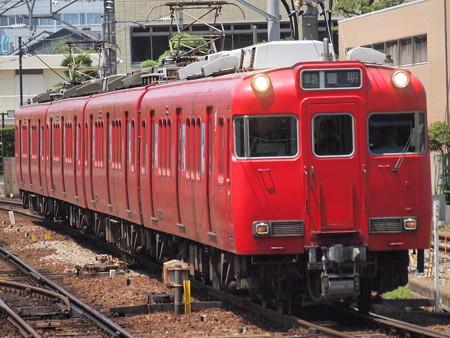 名鉄6000系準急 名鉄名古屋本線神宮前駅01