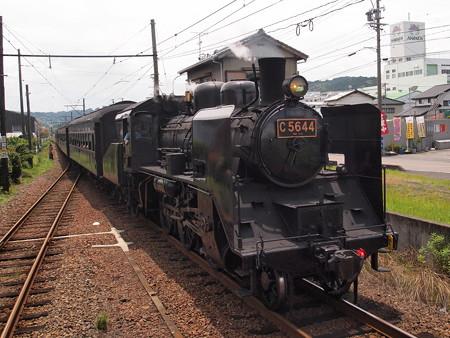 C56 SLかわね路 大井川本線五和駅