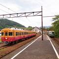 Photos: 京阪旧3000系   大井川鐵道家山駅02