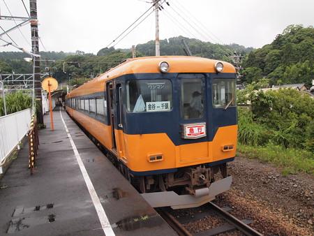 近鉄16000系急行 大井川鐵道金谷駅07