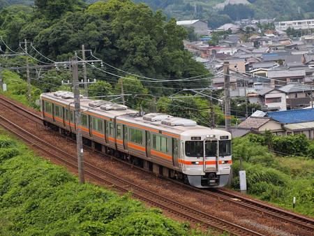 313系普通   東海道本線金谷~島田01