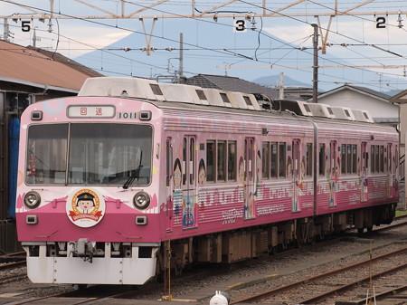 静岡鉄道1000形 長沼車庫01