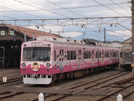 静岡鉄道1000形 長沼車庫02