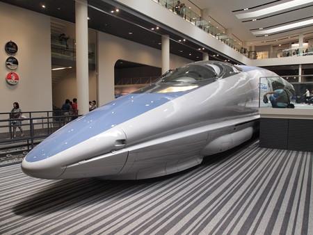 500系    京都鉄道博物館01