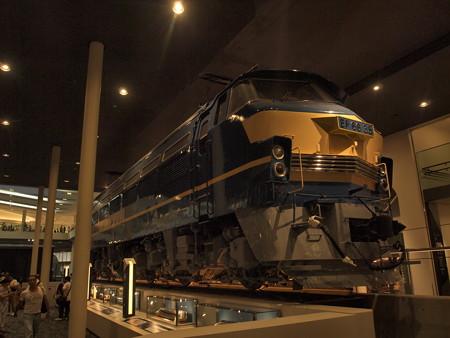 EF66 京都鉄道博物館01