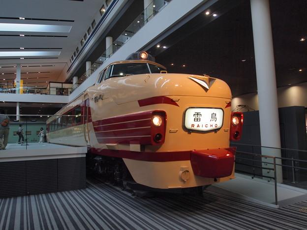 489系 京都鉄道博物館