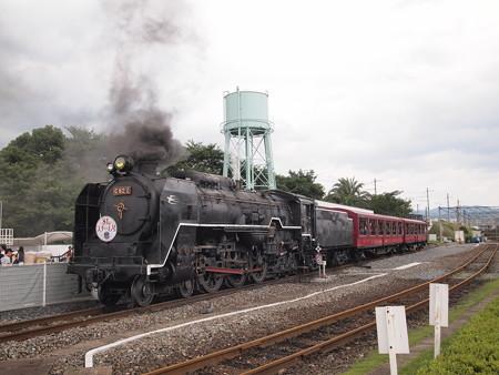 C62 SLスチーム号   京都鉄道博物館06