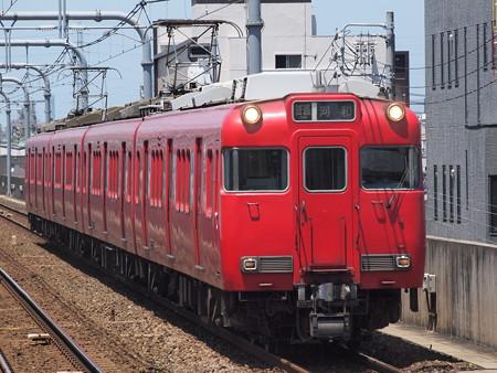 名鉄6000系普通 名鉄常滑線柴田駅