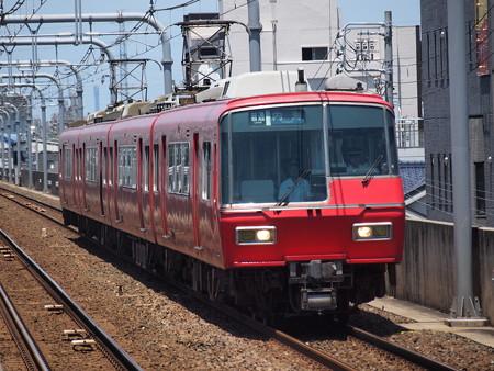 名鉄5700系普通 名鉄常滑線柴田駅