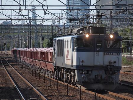 EF64貨物   東海道本線熱田駅01