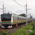 E233系普通  東北本線東大宮~蓮田02