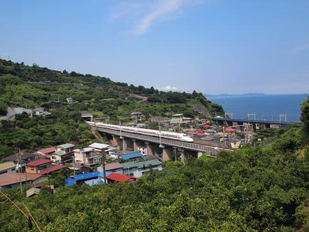 700系 東海道新幹線小田原~熱海01