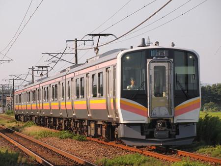 E129系普通  信越本線荻川~さつき野01