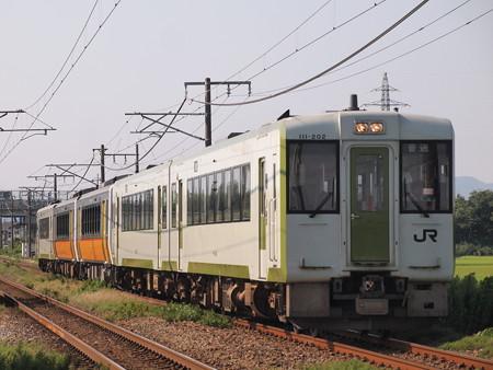 キハ110普通  信越本線荻川~さつき野03