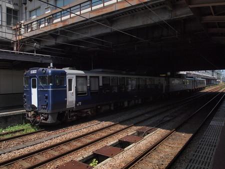 キハ48ShuKura   信越本線長岡駅01