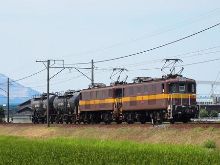 ED45形貨物  三岐線山城~保谷02