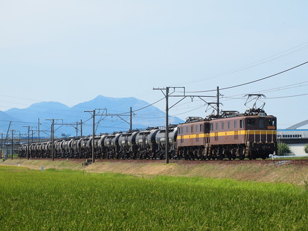 ED5080形貨物  三岐線山城~保々02