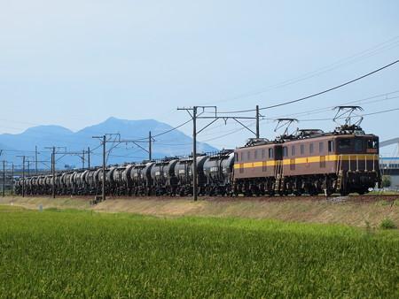 ED5080形貨物  三岐線山城~保々04