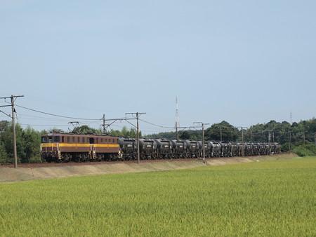 ED45形貨物  三岐線山城~保々04