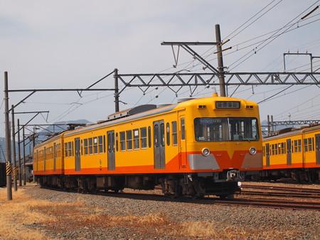 三岐鉄道801系 三岐線保々駅