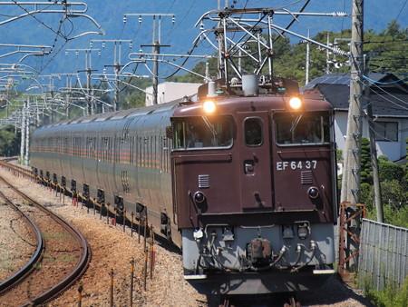 EF64 カシオペア 中央本線韮崎~塩崎04