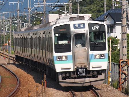 211系普通 中央本線韮崎~塩崎01