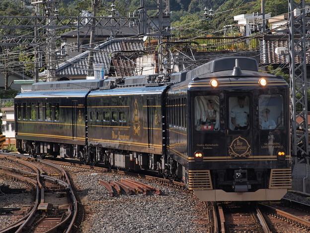 近鉄16200系 青の交響曲 近鉄南大阪線橿原神宮前01