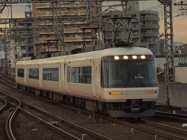 近鉄26000系特急近鉄南大阪線今川駅03