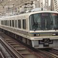 221系大和路快速 大阪環状線大正駅03