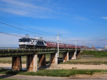 EF64貨物 中央本線新守山~大曽根01