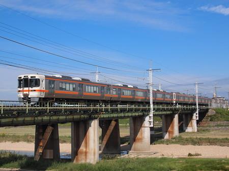 313系快速 中央本線新守山~大曽根01