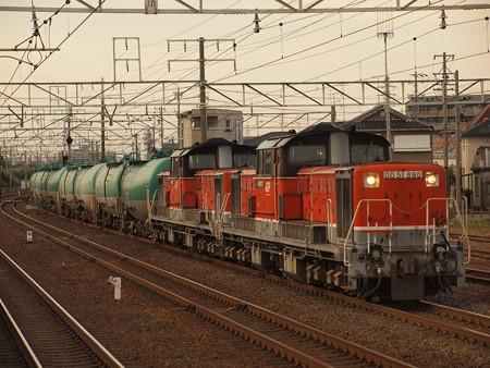 DD51貨物 東海道本線清洲駅05